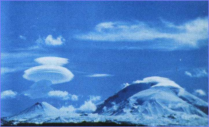 Кумулятивные облака